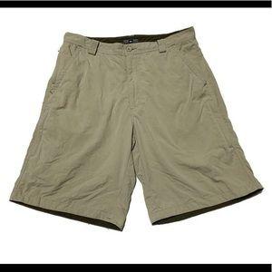 REI Men's Adventure Travel Cargo Hiking Shorts
